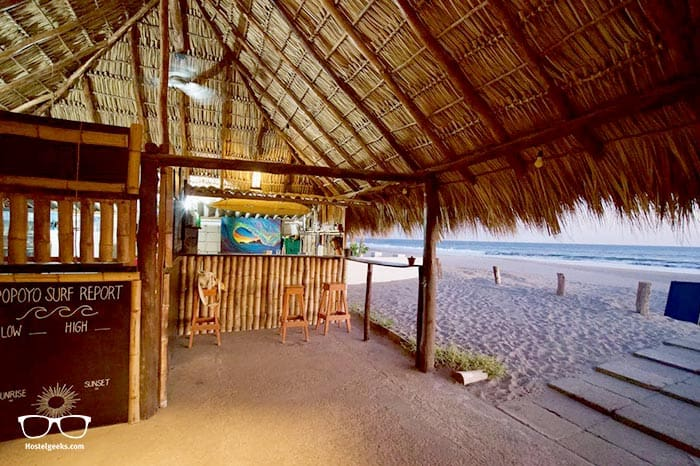 Escondite Pacifico is one of the best hostels in Nicaragua, Central America