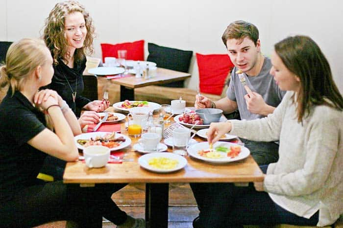 A free breakfast worth waking up for: Sophie's Hostel in Prague