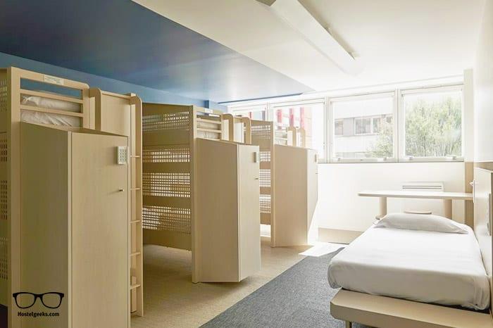 FIAP Jean Monnet is one of the best hostels in Paris, Europe