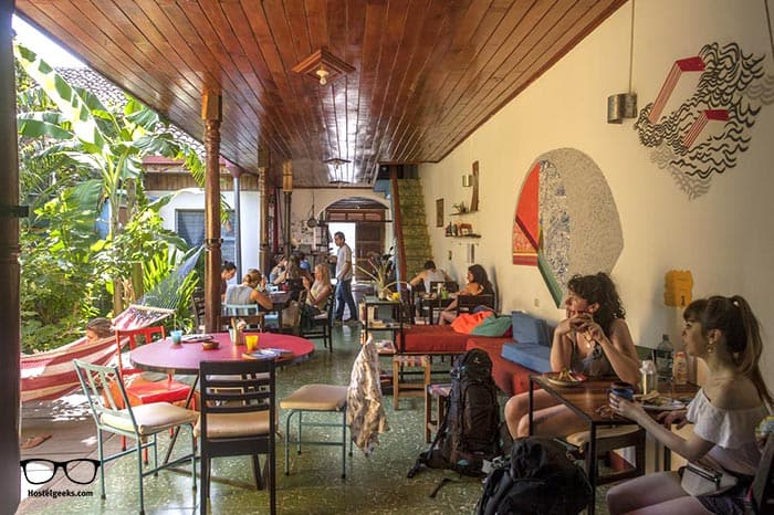 Hostel de Boca en Boca is one of the best hostels in Nicaragua, Central America