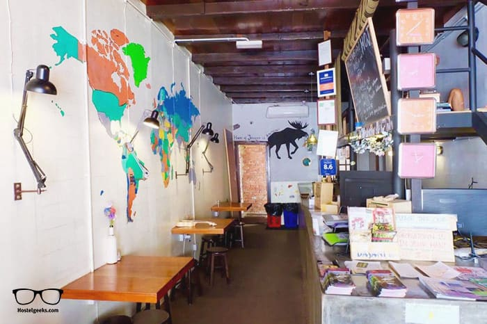 House of Journey Penang is one of the best hostels in Penang, Malaysia