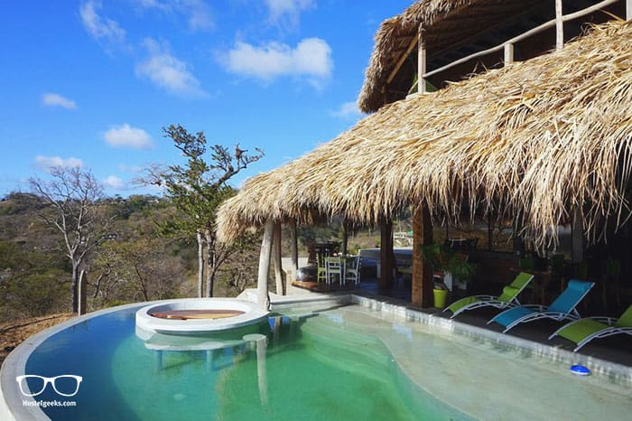 Hush Maderas is one of the best hostels in Nicaragua, Central America