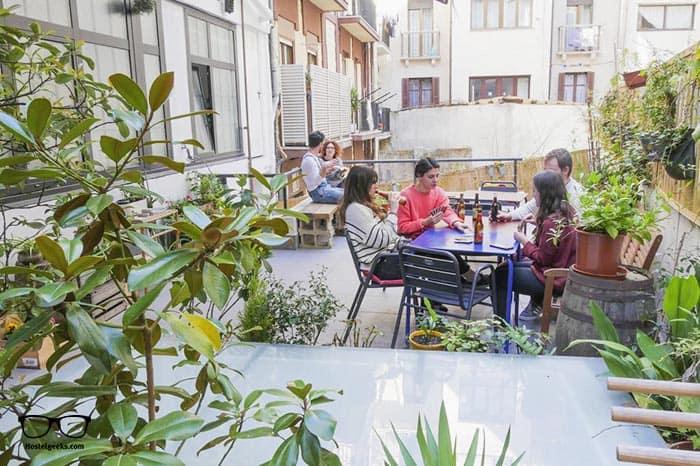 Koba Hostel is one of the best hostels in San Sebastian, Spain
