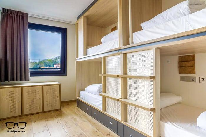 Koisi Hostel is one of the best hostels in San Sebastian, Spain