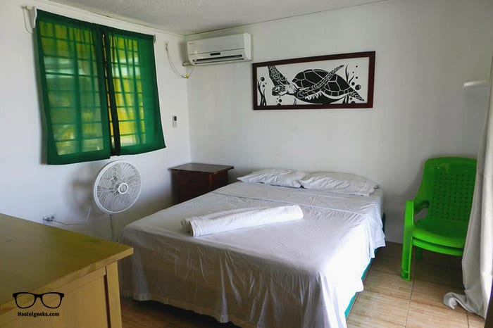 Mimundo Corn Island Hostel is one of the best hostels in Nicaragua, Central America
