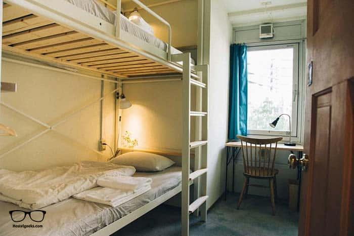 Best hostel in Tokyo, Japan.