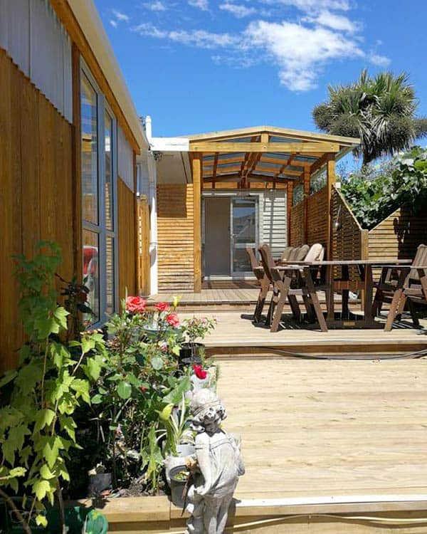 Oxford Queenette Backpackers is one of the best hostels in New Zealand, Oceania