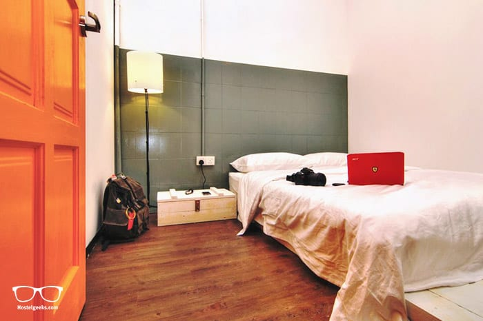 Queens Hostel is one of the best hostels in Penang, Malaysia