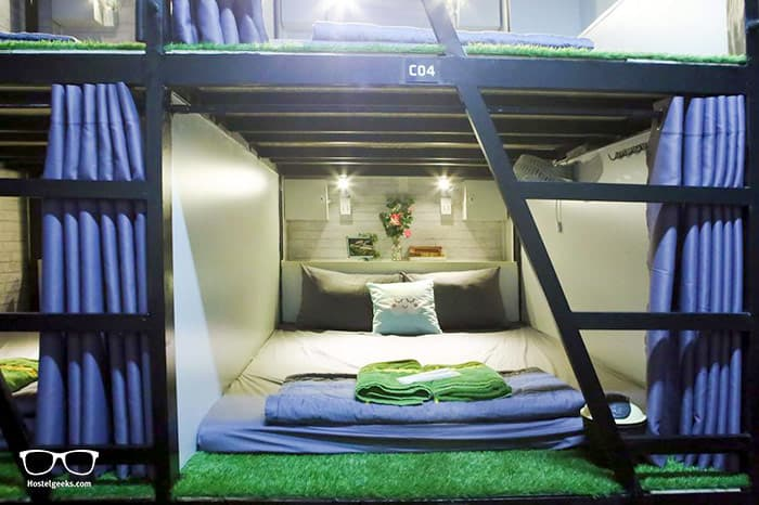 S Phuot Airport Hostel is one of the best hostels in Ho Chi Minh City, Vietnam