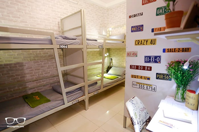 S Phuot Coffee and Homestay is one of the best hostels in Ho Chi Minh City, Vietnam