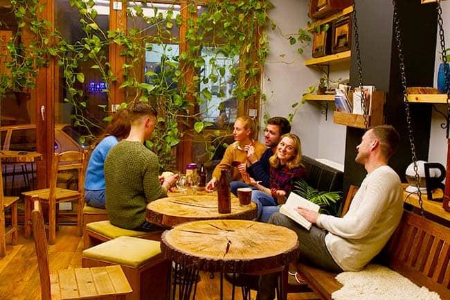 Stay Inn Taksim Hostel; one of the luxury hostels