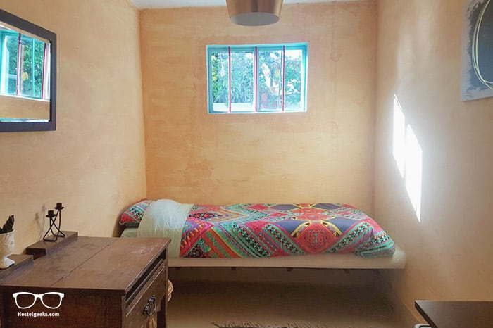 The Cell Block Backpackers if one of the best hostels in New Zealand