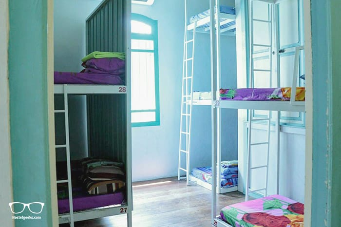 Tispy Tiger Party Hostel is one of the best hostels in Penang, Malaysia