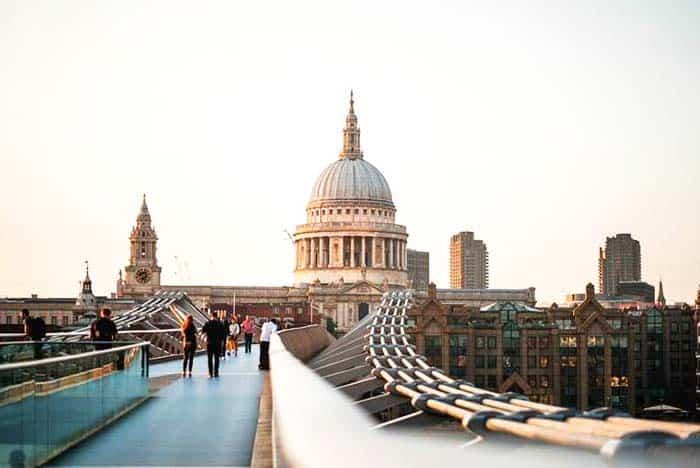 Walk in the beauty of London