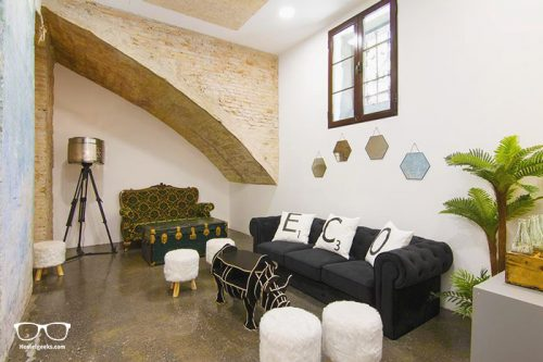 ECO Hostel is one of the best hostels in Granada, Spain