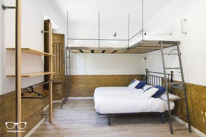 ECO Hostel is one of the best hostels in Granada, Spain