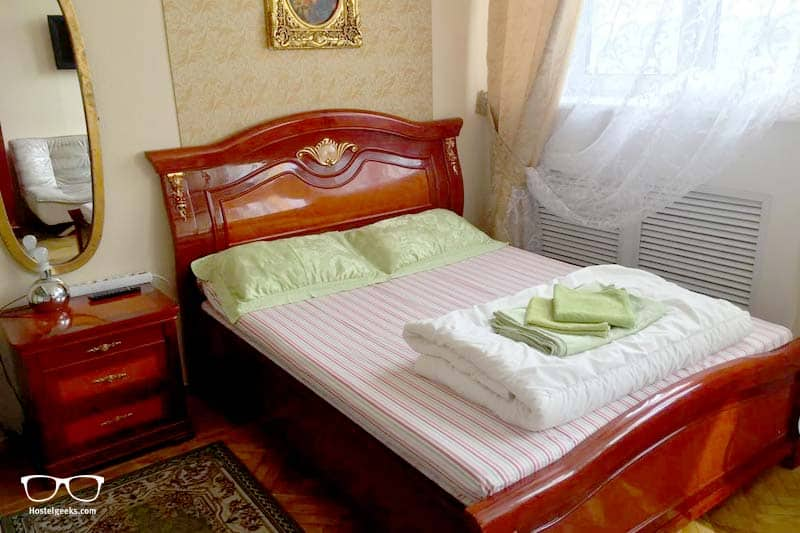 Moscow Style Hostel