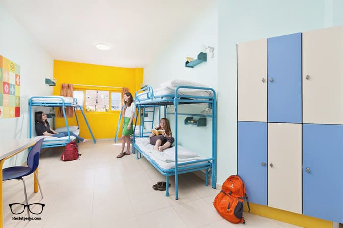 Abraham Hostel is one of the best hostels in Jerusalem, Israel