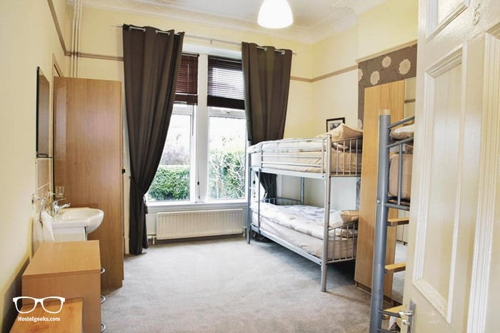 Alba Hostel is one of the best hostels in Glasgow, Scotland