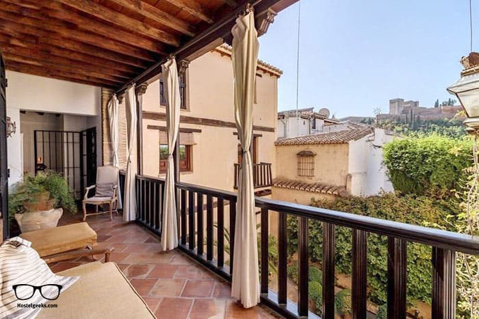 Alma San Nicolas is one of the best hostels in Granada, Spain for older travellers