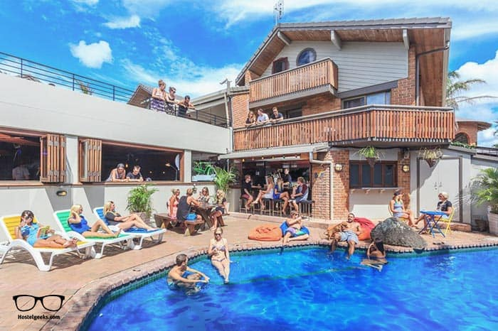 Aquarius Backpackers Resort is one of the best hostels for backpackers in Byron Bay