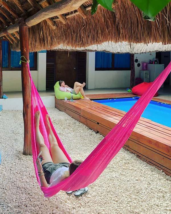 Beds Friends Hostel is a 5 Star Hostel in Cozumel, Mexico