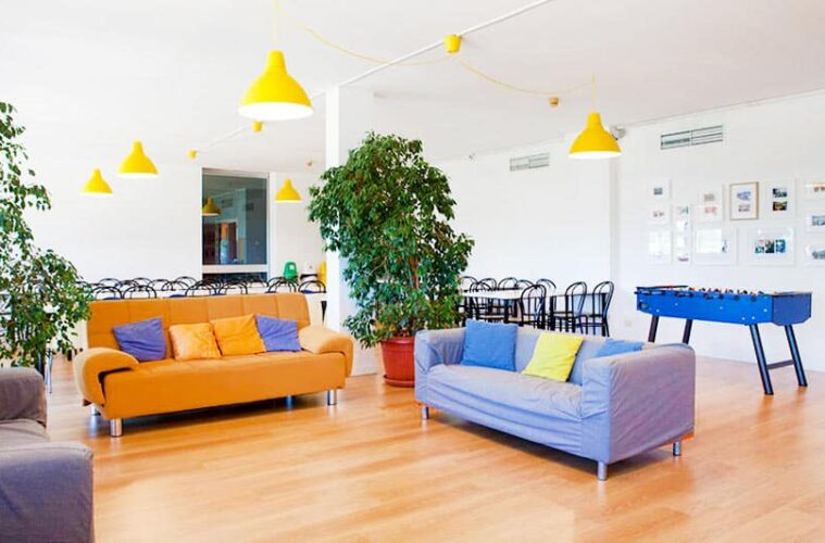 Bergamo Hostel in a Review - Is it a cool Hostel and City worth to visit?
