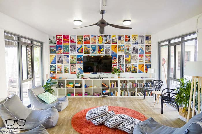 Byron Bay YHA is one of the best hostels in Byron Bay, Australia