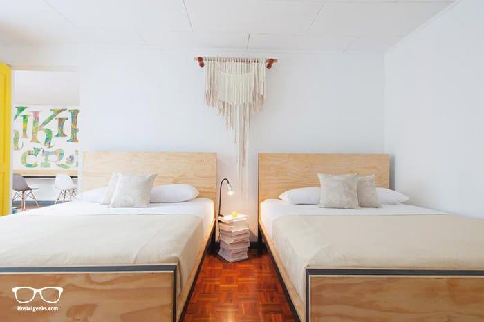 Capital Hostel de Ciudad is one of the best hostels in San Jose, Costa Rica