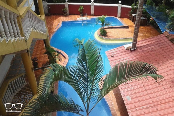 Castle House is one of the best hostels in Goa, India