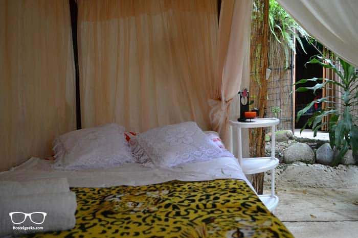 Hostel Rural Chitota the best hostel for backpackers in Bucaramanga, Colombia
