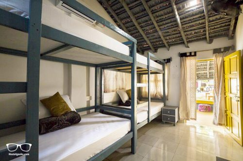 Craft Hostels is one of the best hostels in Goa, India