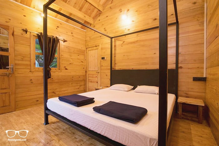 Dreams Hostel is one of the best hostels in Goa, India