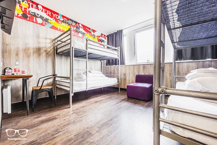 Euro Hostel is one of the best hostels in Glasgow, Scotland