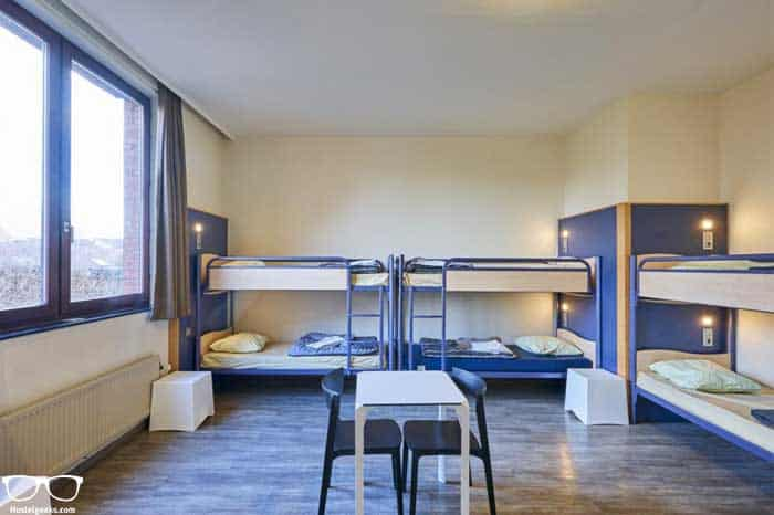 Generation Youth Hostel is one of the best hostels in Brussels, Belgium