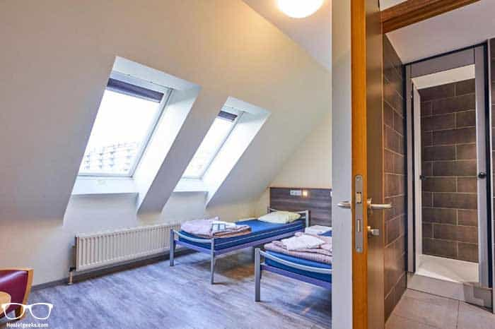 Thebest hostel for female solo travellers in Brussels