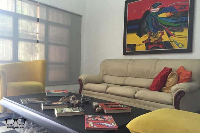 Hostel Mamy Dorme in Barraquilla, Colombia.