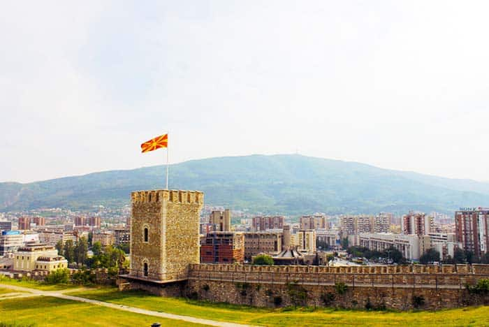 See wonderful views of Skopje from Kale Fortress