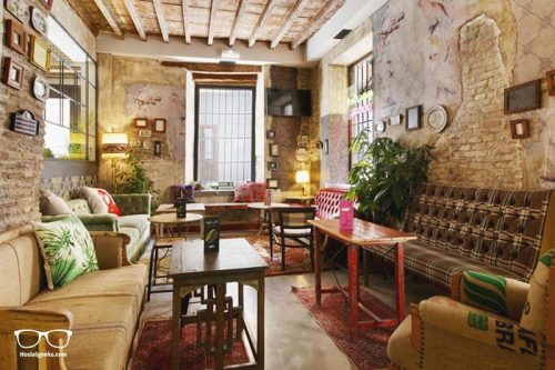 Lemon Rock Hostel is one of the best hostels in Granada, Spain