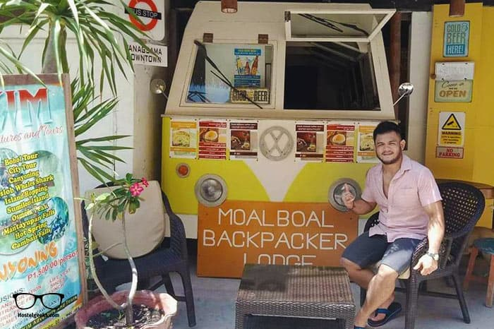 Moalboal Backpacker Lodge is one of the best hostels in Cebu City, Philippines