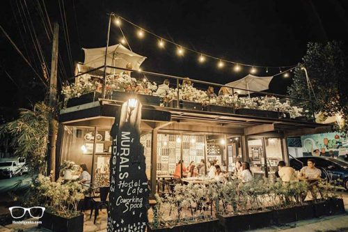 Murals Hostel and Cafe is one of the best hostels in Cebu City, Philippines