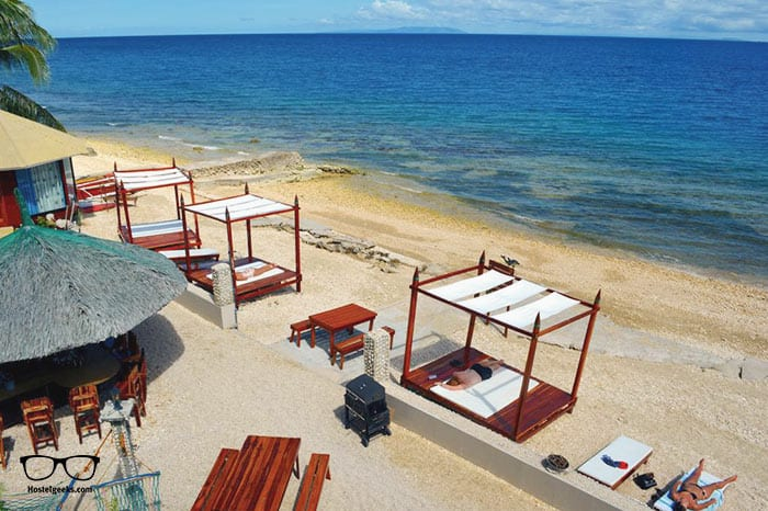 Noordzee Beach Hostel Boljoon is one of the best hostels in Cebu City, Philippines