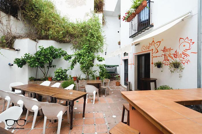Oasis Backpackers Hostel is one of the best hostels in Granada, Spain for backpackers