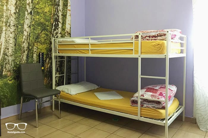 Rome City Hostel is one of the best hostels in Rome, Italy