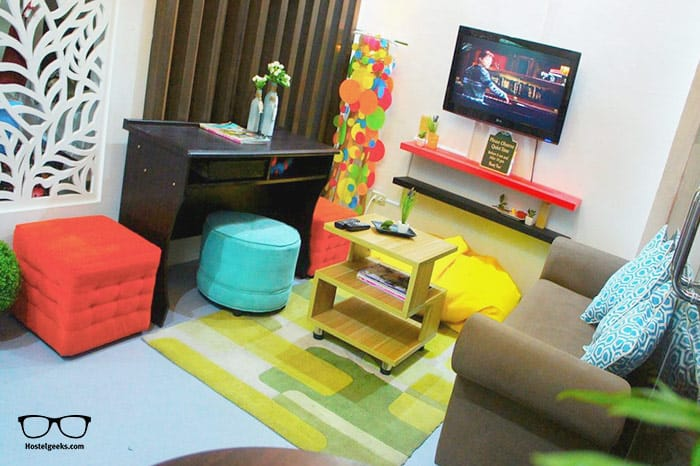 Shejoje Poshtel Hostel is one of the best hostels in Cebu City, Philippines