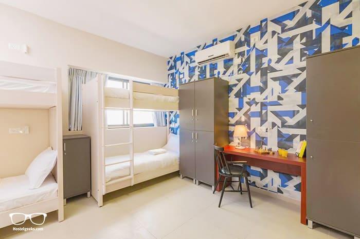 Stay Inn Hostel is one of the best hostels in Jerusalem, Israel