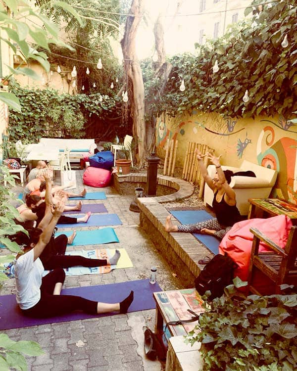 The Beehive Hostel is one of the best hostels in Rome, Italy