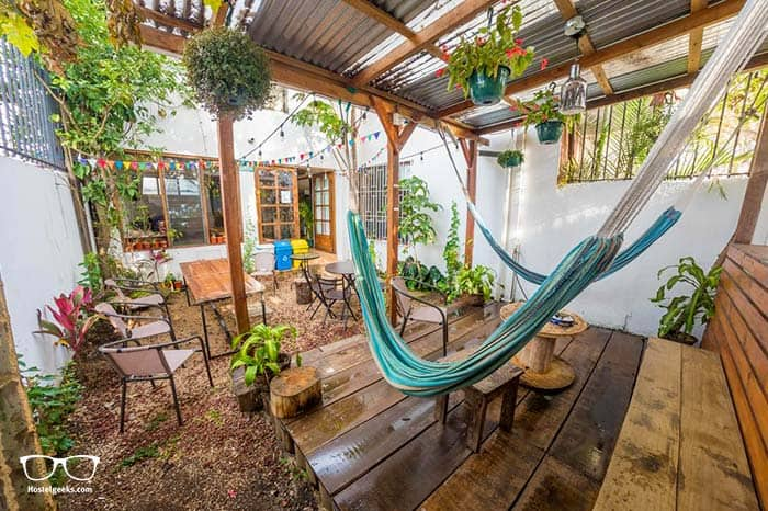 TripOn Open House is one of the best hostels in San Jose for solo travellers
