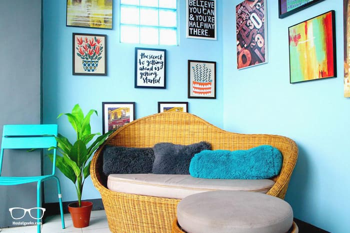 Tropical Hostel is one of the best hostels in Cebu City, Philippines