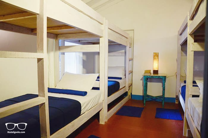 Woke Hostel Arpora is one of the best hostels in Goa, India